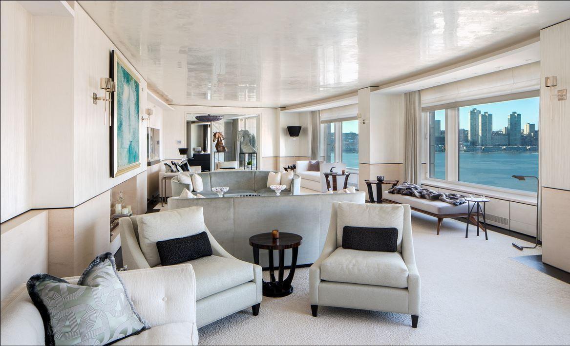 New york appartamento da lusso in vendita for Foto di case arredate classiche