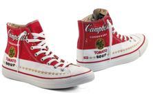 newest 15b28 62b0a Sneaker con borchie, pizzi, fiori o bianche  Ecco quelle che tutti vogliono