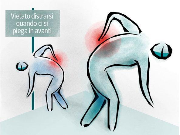 1a1faa3e47 Le cattive abitudini che scatenano il mal di schiena - Corriere.it