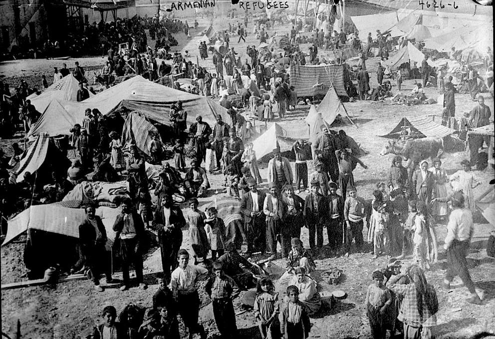 24 aprile 1915, 100 anni fa il genocidio degli Armeni - Corriere.it