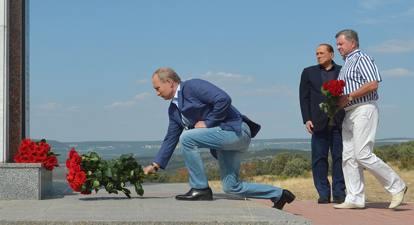 Berlusconi Putin Storia Segretadi Una Relazione Speciale