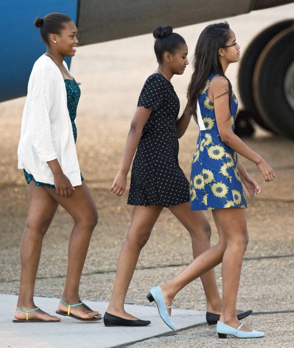 quality design 6fc88 2d570 Malia Obama lancia le tendenze moda per le teenager ...