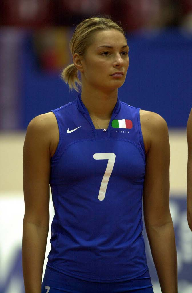 Maurizia Cacciatori, mamma-capitana - Corriere.it