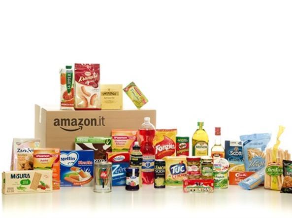 newest collection 701c4 35da4 Amazon apre in Italia il negozio online di alimentari ...