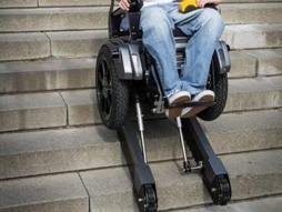 Disabili e disabilit salute e benessere corriere for Sedia elettrica che sale le scale