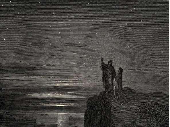 L'uomo smarrito di fronte al cielo L'infinità del cosmo ispira ...