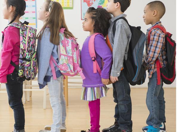 ef1f707080 Zaini troppo pesanti: come sceglierli per andare a scuola più ...