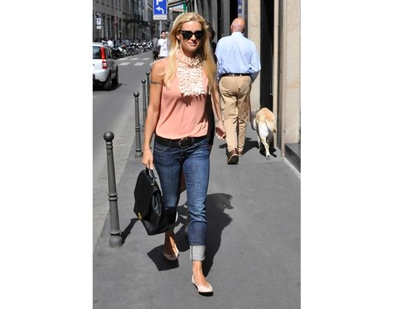 Ufficio Fai Da Te Jeans : Basta orlo: i jeans vanno con il risvolto fai da te corriere.it