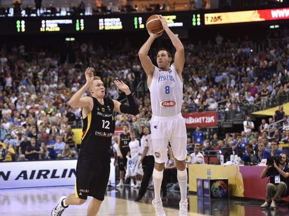 Europei Basket 2015: Italia batte anche la Germania