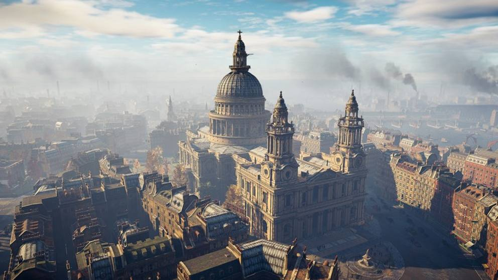 assassin's creed syndicate - HD1920×1080