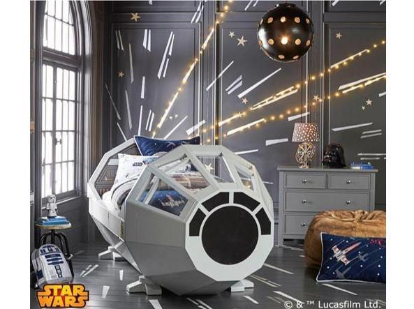 Camera Da Letto Star Wars : Carta da parati gigante cm star wars tecnico piano bambini