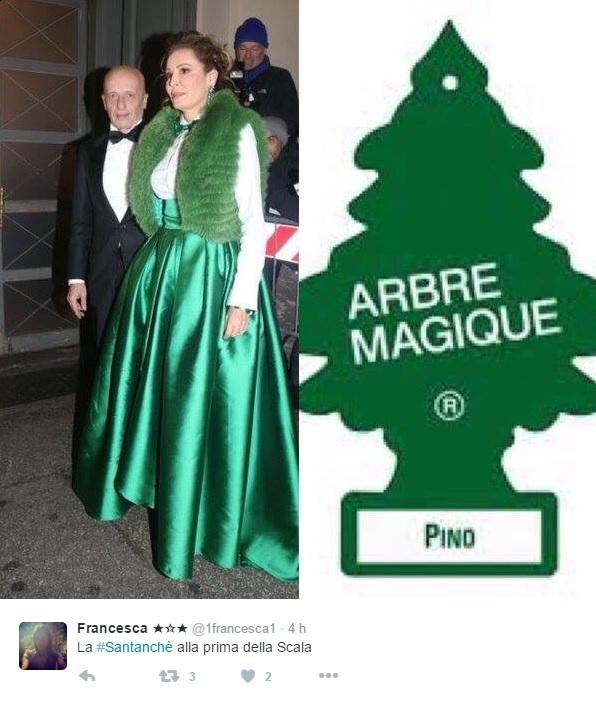 Da Miley Cyrus scandalosa a Santanché «arbre magique»  i look 2015 in 150  immagini - Corriere.it d6c48f24e01