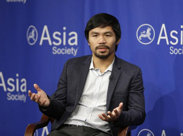 Manny Pacquiao (Ap)