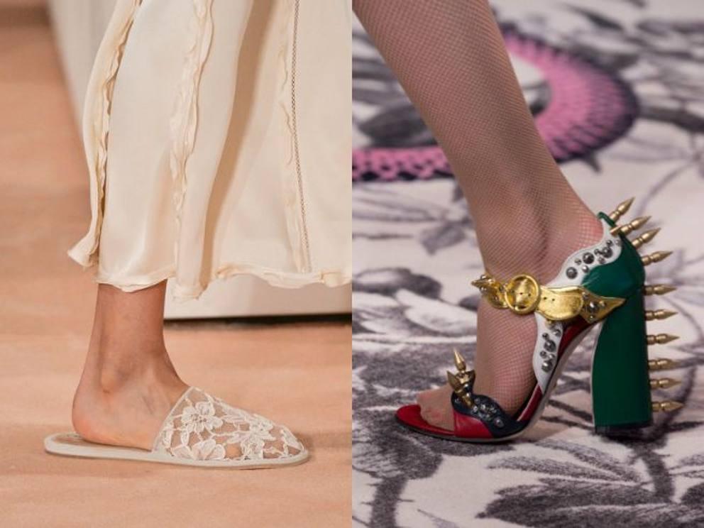 timeless design f2c7c c859e Le scarpe dell'estate 2016: feticcio solo per le donne ...