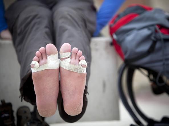 Contro le vesciche ai piedi eb8670b3e30