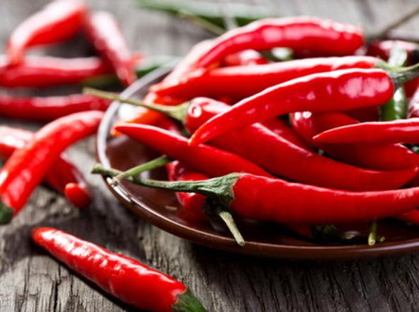 Peperoncino - Ipertensione, gli alimenti che aiutano a..