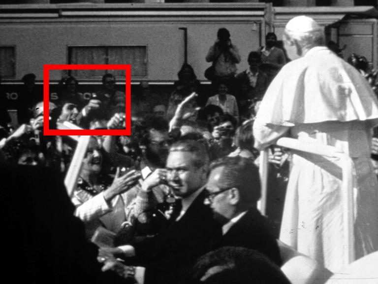 Risultati immagini per attentato al papa