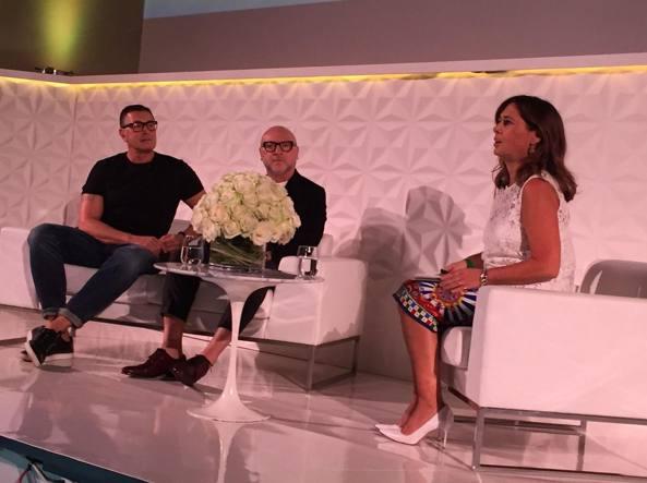 a7f83dbae91e5 Dolce   Gabbana a Londra  «Dopo di noi nessuno disegnerà il nostro marchio»  - Corriere.it