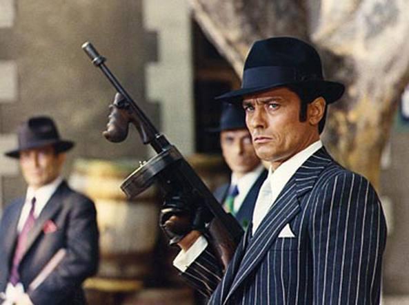 Alain Delon in una foto di scena del film «Borsalino» (Ansa) c45547f19ab7