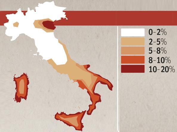 Anemia mediterranea: che cos'è, quali conseguenze produce e come si contrasta