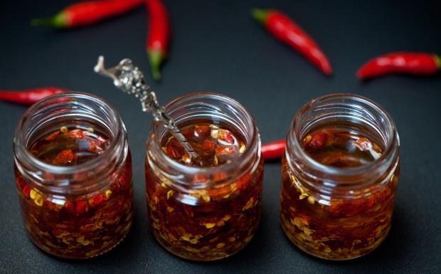 Come si prepara l'olio al peperoncino
