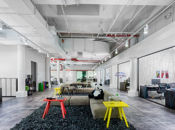 Uffici Yoox Milano : I 17 uffici più cool del mondo corriere.it
