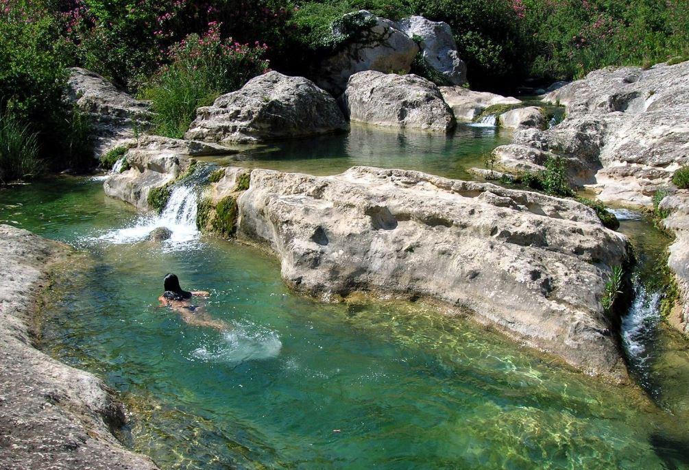Sicilia i laghetti di cavagrande del cassibile for Immagini di laghetti