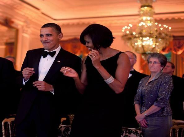 Michelle Obama incontri consigli per le sue figlie