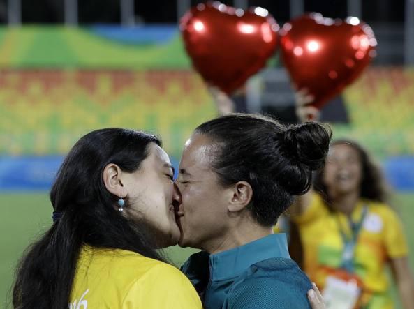 Dating app alle Olimpiadi