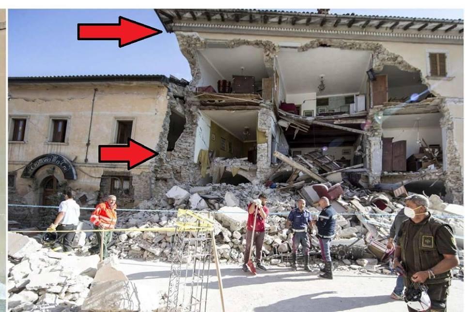 Case Di Pietra Terremoto : Terremoto in centro italia oltre repliche tra marche e umbria