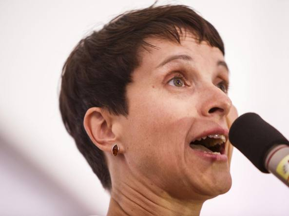 Frauke Petry (Getty)