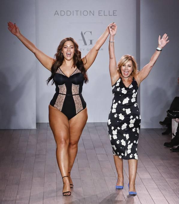 82278dbf1893e Taglie forti e moda curvy  da Ashley Graham a Zach Miko - Corriere.it