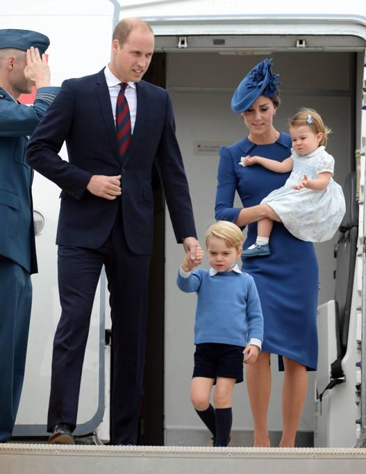 Matrimonio Con Uomo Con Figli : I principi george e charlotte saranno paggetto e damigella al