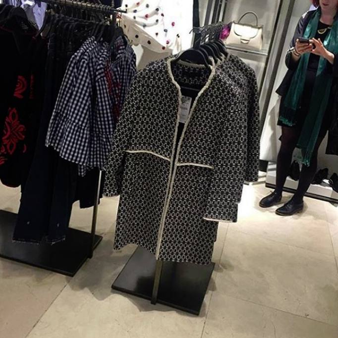 designer fashion 2abb9 de222 Quel cappotto è ovunque». La giacca da 80 euro che indossano ...