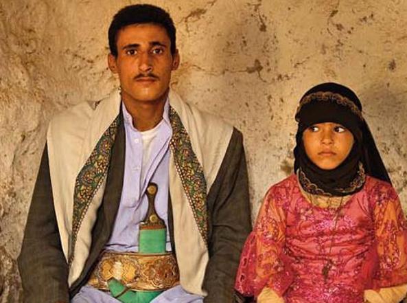 Ogni 7 secondi una sposa bambina Dall'India al Niger, un rapporto ...