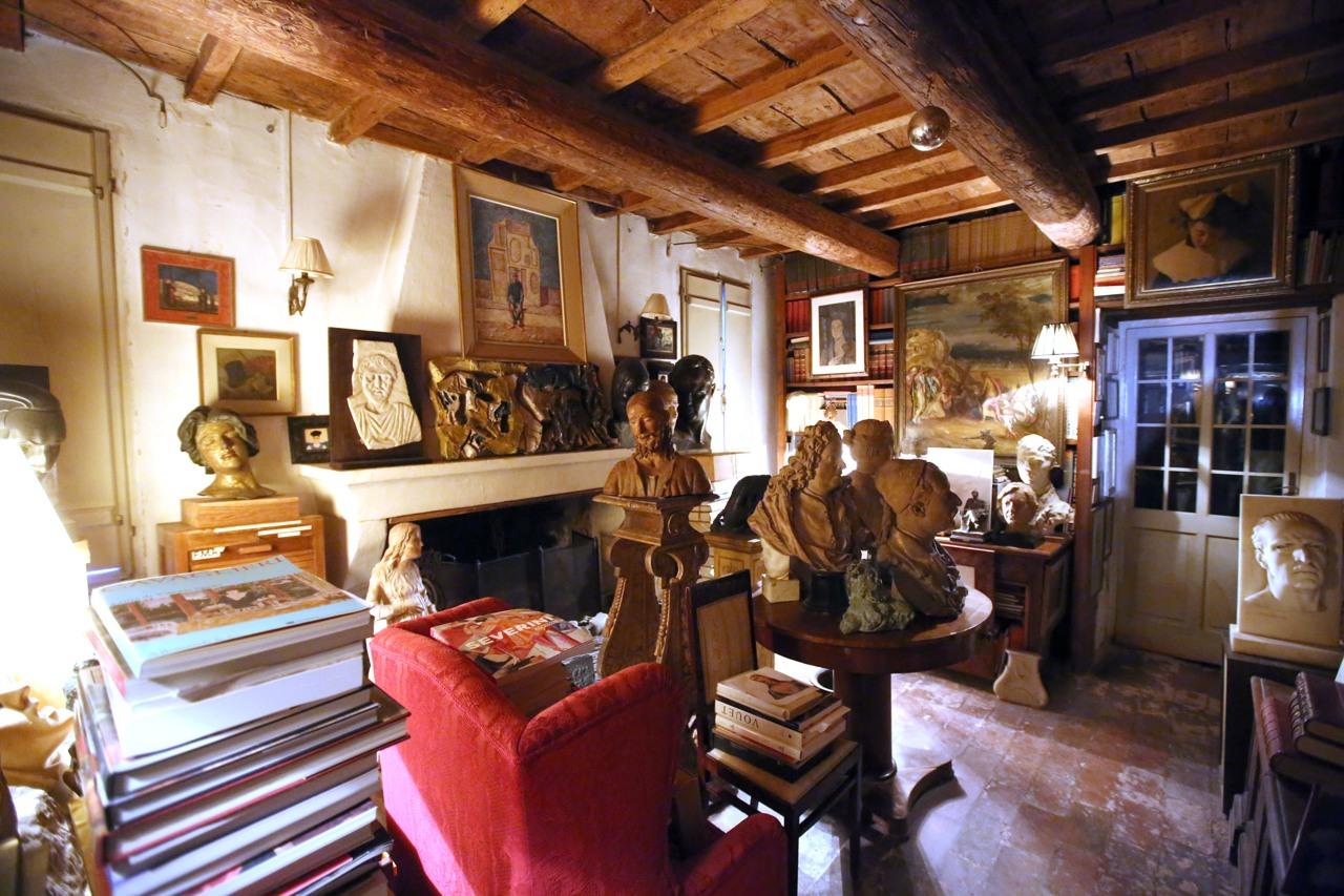 La casa museo di sgarbi a ro ferrarese for Corriere della casa