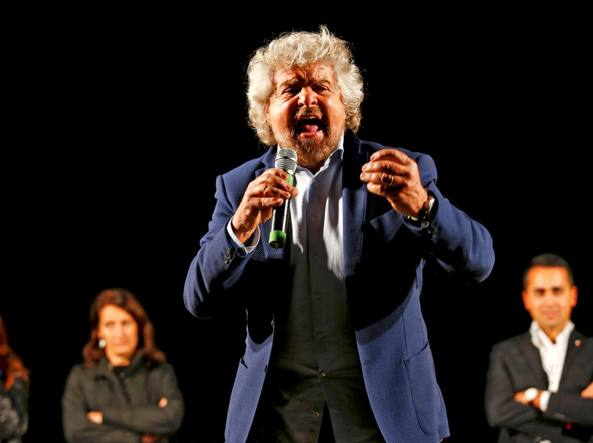 Beppe Grillo (Reuters)