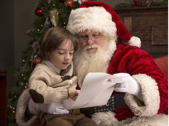 Esiste Babbo Natale Si O No.Babbo Natale Esiste O No Qual E L Eta Giusta Per Scoprire La Verita