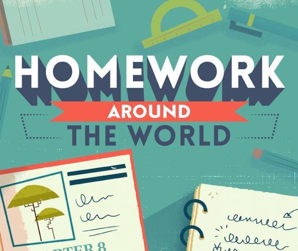 Troppi compiti a casa servono a poco