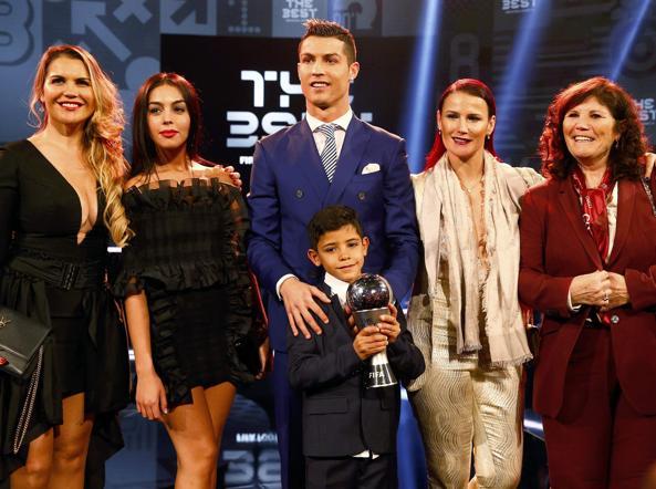 Cristiano Ronaldo un'intelligenza versatile, astratta