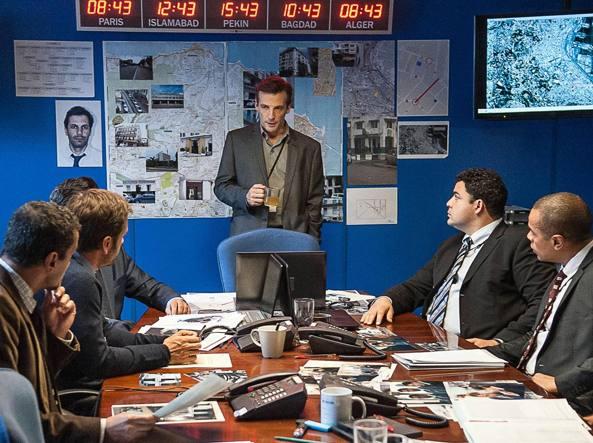 Le bureau des legends sotto copertura serie tv
