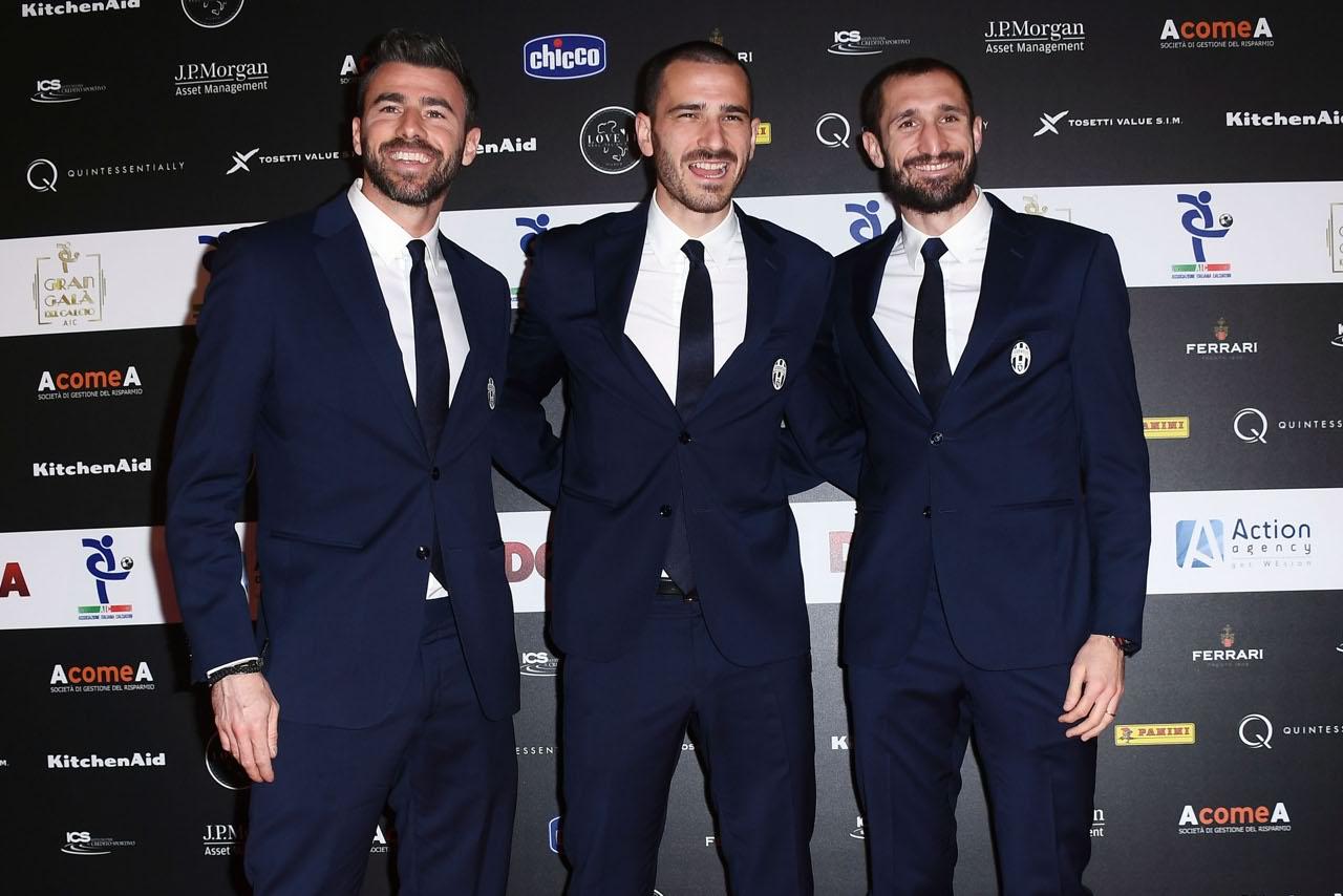 Image result for Gran Gala del Calcio 2018