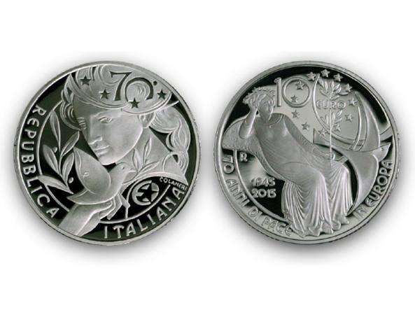 d822ee5d86 È italiana la moneta più bella del mondo - Corriere.it