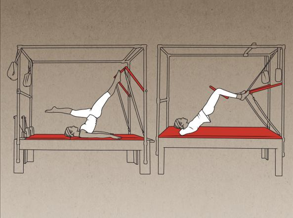 La Rehabilitation table (illustrazione di Mirko Tangherlini)