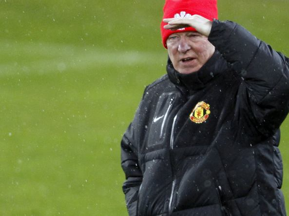 Sir Alex Ferguson (Reuters)