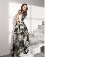 Natalia Vodianova per H M  il suo abito è di plastica riciclata ... 495055ee1d5