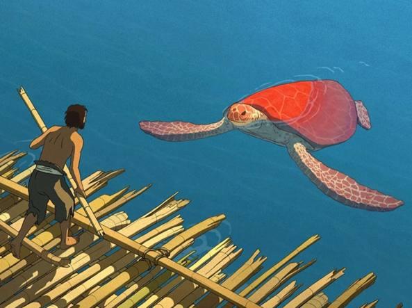 La tartaruga rossa»: il capolavoro dei cartoon corriere.it