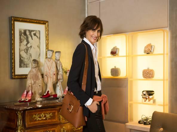 Inès de la Fressange e la sua moda semplice  mai avuto un abito da sera -  Corriere.it 379233b32eb