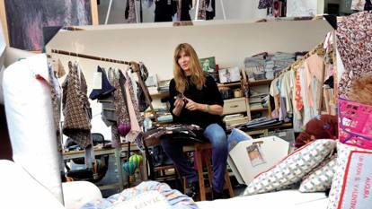 more photos d3db7 58b5b Kristina Ti, la stilista-imprenditrice: «Sfilare a Milano ...