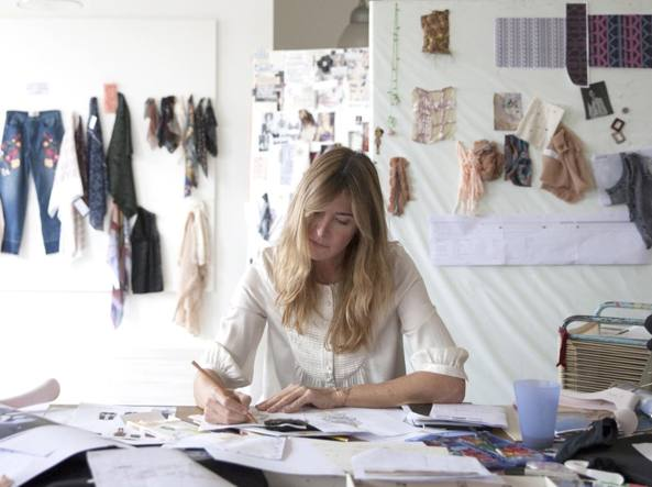 more photos 041de beabd Kristina Ti, la stilista-imprenditrice: «Sfilare a Milano ...